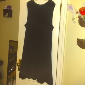 Apt 9 3x Black Dress